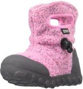 Bogs B-Moc Fleece Winter (Inf/Tod) - Pink - 6 Toddler