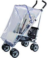 BabyCentre Sunnybaby Rain Cover for Buggy without Canopy