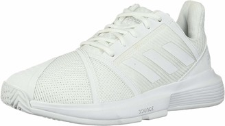 adidas Women's CourtJam Bounce Shoes Athletic Shoe