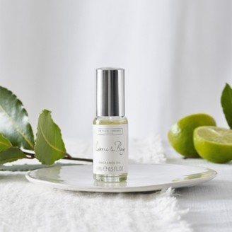 The White Company Lime & Bay Fragrance Oil, No Colour, One Size