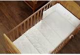 O Baby Obaby Hello Little One Cot Quilt and Bumper Set - Cream