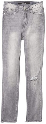 Joe's Jeans The Charlie Fit in Light Grey (Little Kids/Big Kids) (Light Grey) Girl's Jeans