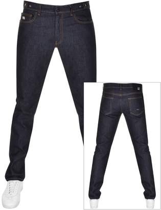 C.P. Company C P Company Regular Fit Jeans Blue