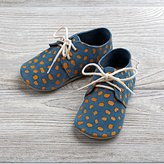 Blue Zuzii Baby Shoes (Size 2)