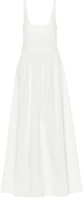 Brock Collection Oriana cotton maxi dress