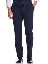 Bar III Navy Solid Extra Slim-Fit Pants