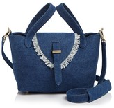 Meli-Melo Mini Thela Denim Crossbody