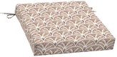Cooper Deco Geo Traditional Outdoor Dining Chair Cushion Charlton Home