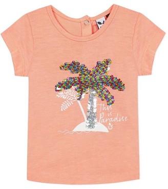 3 Pommes Baby Girl Tee-Shirt