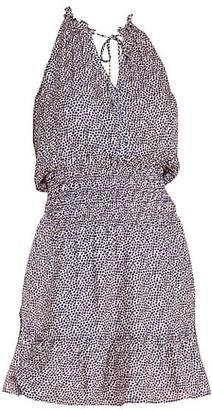 Parker Estelle Dot Mini Dress