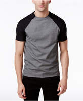 Vince Camuto Men's Raglan-Style T-Shirt