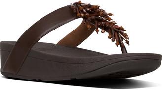 FitFlop Jive Treasure Thong Sandal