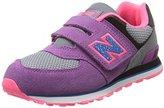 New Balance KV574Y Outside Pack Classic Running Shoe (Toddler/Little Kid/Big Kid)