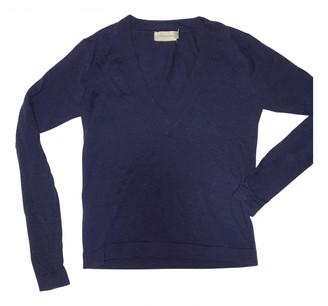 Zimmermann Navy Wool Knitwear