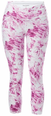 Juicy Couture Women's Essential Performance Crop Legging