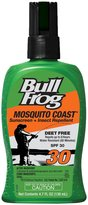 Bull Frog Mosquito Coast Sunscreen Insect Repellent Pump Spray - SPF 30 - 4.7 oz