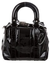 Carven Mini Patent Leather Satchel