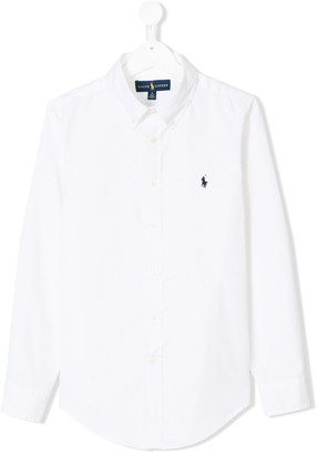 Ralph Lauren Kids button down shirt