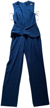 Aq/Aq Aqaq Blue Jumpsuit for Women