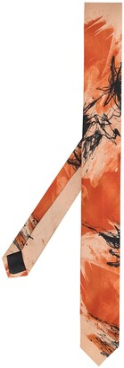 Gianfranco Ferré Pre-Owned 1990s Abstract Print Tie