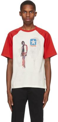 Telfar Reversible Off-White Converse Edition Johann T-Shirt