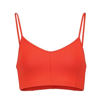 Live The Process Corset sports bra