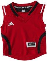 adidas Infant Replica Basketball Jersey - Nebraska - 18M