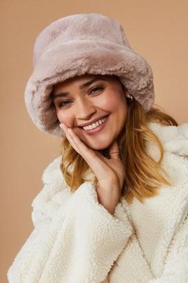 Coast Faux Fur Bucket Hat