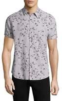 Theory Zack Short Sleeve Shirt