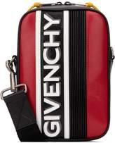 Givenchy Zipped Logo Crossbody Bag