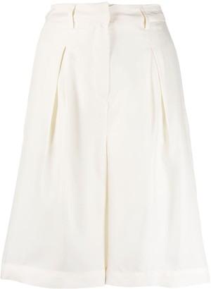 L'Autre Chose knee-length shorts