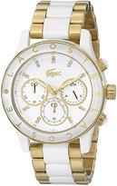 Lacoste Women's 2000852 Charlotte Gold-Tone Watch