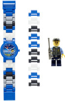 Lego City Special Policeman Kids Watch with Mini Figure