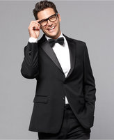 Tommy Hilfiger Black Classic-Fit Tuxedo Jacket