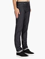 Acne Studios Max Raw Indigo Jeans