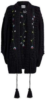 Hayley Menzies Gloria Embroidered Cardigan