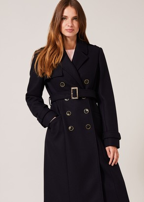 Phase Eight Manika Military Coat
