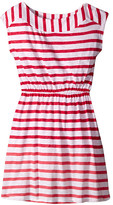 Splendid Littles Striped Printed Dress (Big Kids)