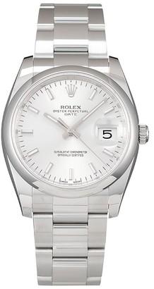 Rolex 2020 unworn Oyster Perpetual Date 34mm