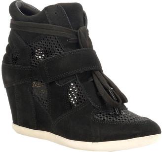 Ash Bowie Mesh Wedge Sneaker
