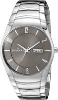 Skagen Men's 531XLSXM1 Denmark Charcoal Dial Watch
