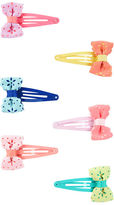 Osh Kosh 6-Pack Bow Snap Clips