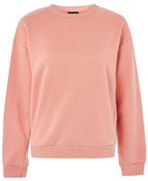Topshop Oversized Sweatshirt