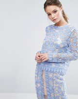 Endless Rose Lace Top Co Ord