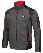 Colosseum Men's Georgia Bulldogs Double Coverage II Jacket