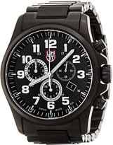 Luminox Atacama Field Chronograph Watch - Alarm, Metal Band (For Men)