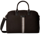 Tommy Hilfiger Elijah - Canvas w/ PVC Trim Briefcase