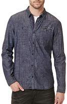 Buffalo David Bitton Simpur Waxed Shirt