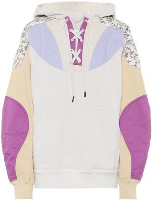 Etoile Isabel Marant Nanslyia cotton-blend hoodie