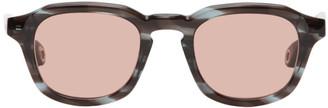 Études Green Minimal Sunglasses